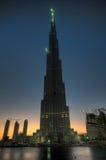 burj Дубай Стоковое фото RF