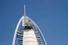 burj Дубай al арабское Стоковые Изображения RF