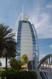 Burj Al阿拉伯人在迪拜 库存照片