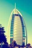 Burj Al阿拉伯人旅馆 免版税库存图片