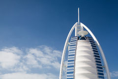Burj Al阿拉伯人 库存图片