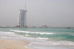 Burj Al阿拉伯人 库存照片