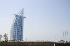 Burj Al阿拉伯人 图库摄影