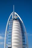 Burj Al阿拉伯旅馆在迪拜 图库摄影