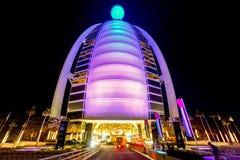 Burj Al-Άραβας - Ντουμπάι, Ε.Α.Ε. Στοκ Εικόνες