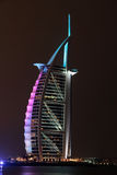 Burj al arab Stock Photography