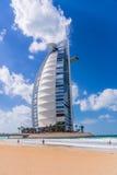 Burj Al arab Fotografia Stock