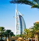 Burj Al Arab Royaltyfri Bild