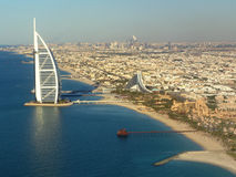 Burj Al Arab Royalty Free Stock Photography