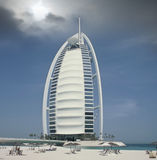 Burj Al Arab royalty free stock images