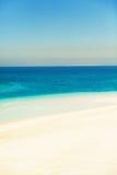 Burj Al Arab beach, Dubai Royalty Free Stock Photos