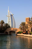 Burj Al Arab. Dubai. Royalty Free Stock Image