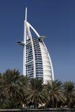 Burj al Arab in Dubai Stock Image