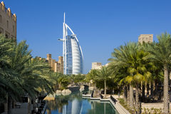 Burj al Arab Dubai Royalty Free Stock Photography