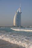 Burj Al Arab in Dubai royalty free stock photo
