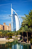 Burj al Arab Dubai Royalty Free Stock Photography