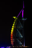Burj al arab dubai UAE Royalty Free Stock Photo