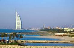 Burj Al Arab, Dubai, UAE Stock Photos