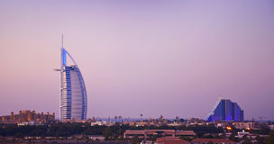 Burj Al Arab, Dubai, UAE Stock Images
