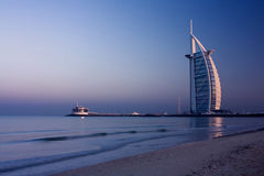 Burj Al Arab, Dubai Royalty Free Stock Image