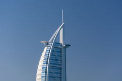 Burj al arab - Dubaj Zdjęcia Royalty Free