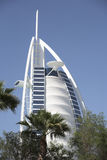 Burj al Arab, the famous hotel in Dubai Stock Image
