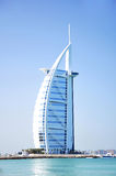 Burj Al Arab Hotel Stock Photography