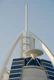 Burj al Arab Hotel Royalty Free Stock Photography