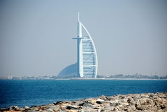 Burj al Arab Hotel Royalty Free Stock Image