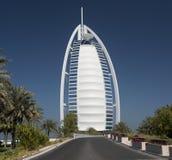 Burj Al Arab Hotel Imagens de Stock