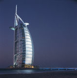 Burj Al Arab Hotel Photo stock