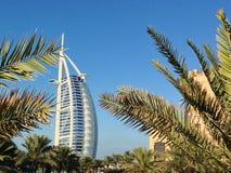 Burj Al Arab Hotel Fotografia de Stock