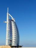 Burj Al Arab Hotel Fotos de archivo libres de regalías
