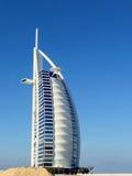Burj Al Arab Hotel Foto de archivo