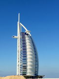 Burj Al Arab Hotel Immagine Stock
