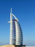 Burj Al Arab Hotel Imagem de Stock