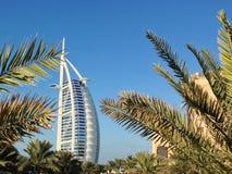 Burj Al Arab Hotel Image libre de droits