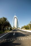Burj al Arab Hotel, Dubai Royalty Free Stock Photos