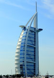 Burj Al Arab hotel Dubai Royalty Free Stock Photo