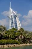 Burj al Arab hotel in Dubai Royalty Free Stock Image