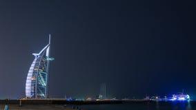 Burj Al Arab hotel,Dubai Stock Image