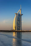 Burj Al Arab hotell på November 15, 2012 i Dubai Royaltyfri Foto
