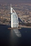 Burj Al Arab Reflection Royalty Free Stock Photos