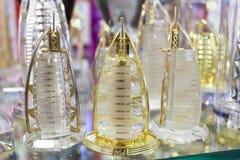 Burj Al Arab Souvenir nel Dubai Fotografia Stock Libera da Diritti