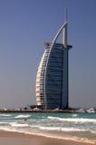 Burj Al Arab (tour des Arabes) images libres de droits