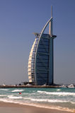 Burj Al Arab (Tower of the Arabs) Royalty Free Stock Images