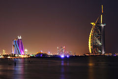 Burj al arab Royalty Free Stock Photo