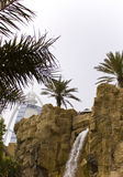 Burj Al-Araber Stockfoto