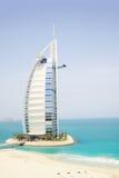 Burj Al Araber stockbild