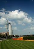 Burj Al-Araber 3 Lizenzfreies Stockbild